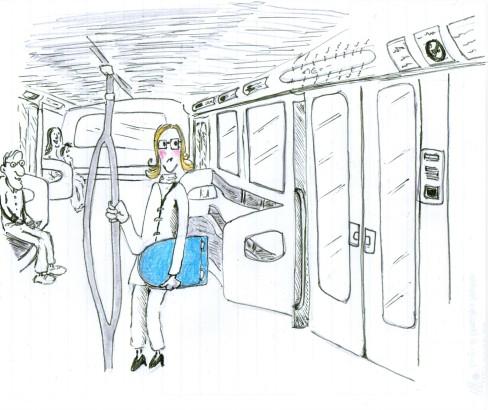 madame Sardine, famille sardine, famille sardine.com, wc, métro, moment de solitude, zero waste, zéro déchet, leboncoin, occasion, rien de neuf, 2018, blog, lyon, minimaliste, slow li